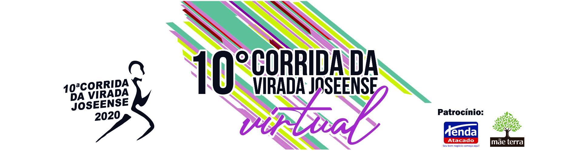 Corrida da Virada Joseense (edição virtual)