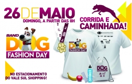 Corrida Dog Fashion Day 2019